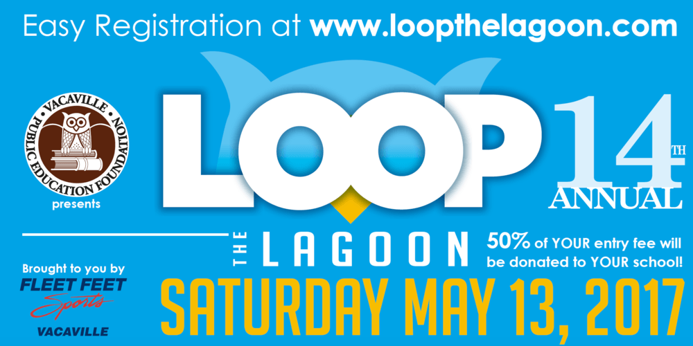 Loop the Lagoon May 13th