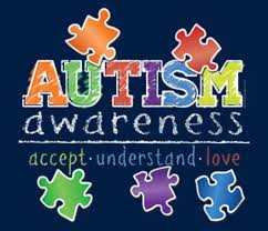 Autism Awareness, accept, understand, love