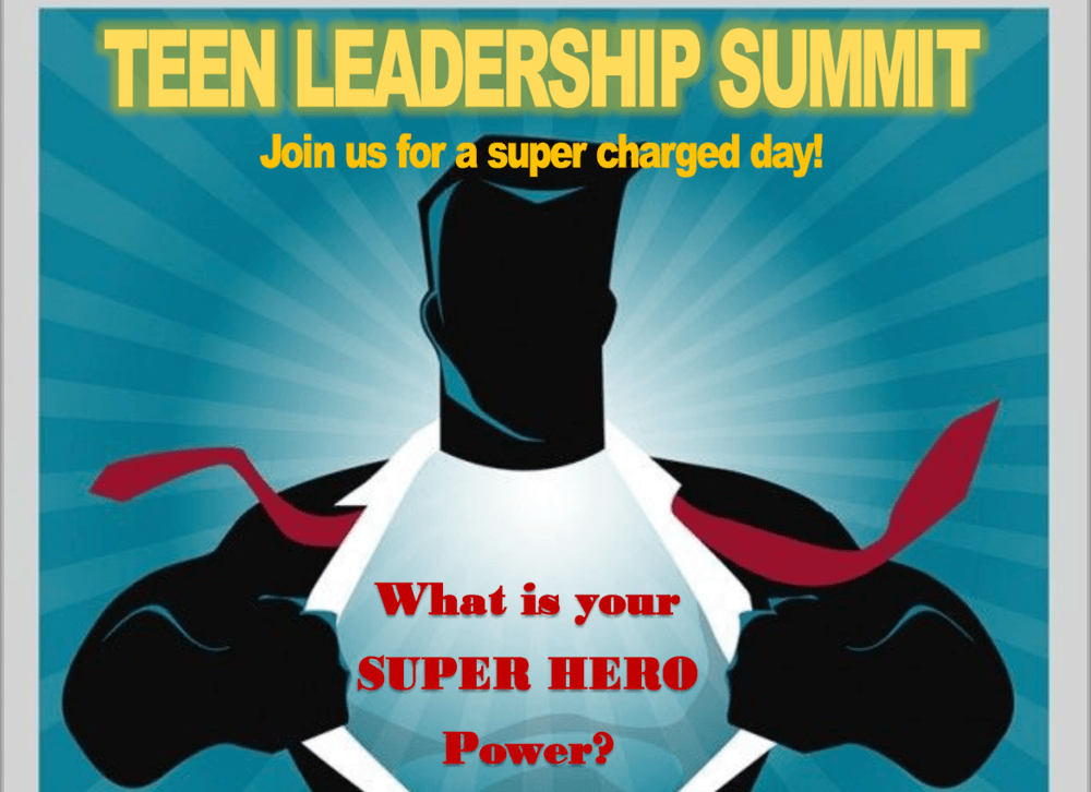 teen leadership summit