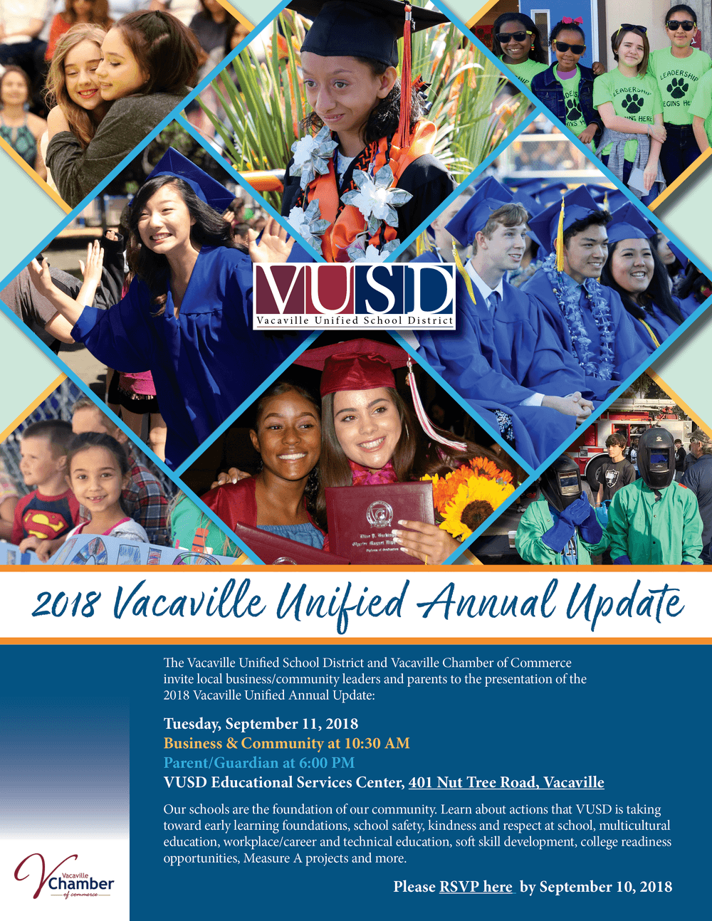 VUSD Annual update preview