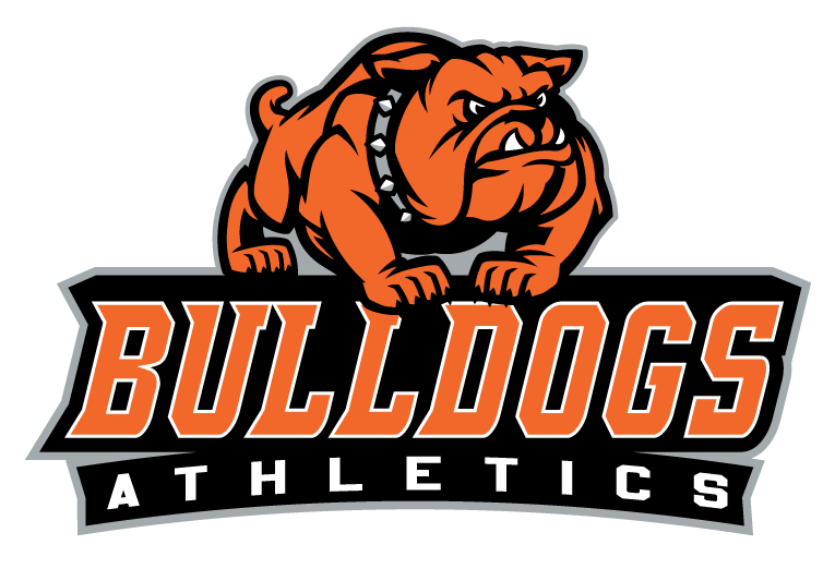 Bulldog athletic logo