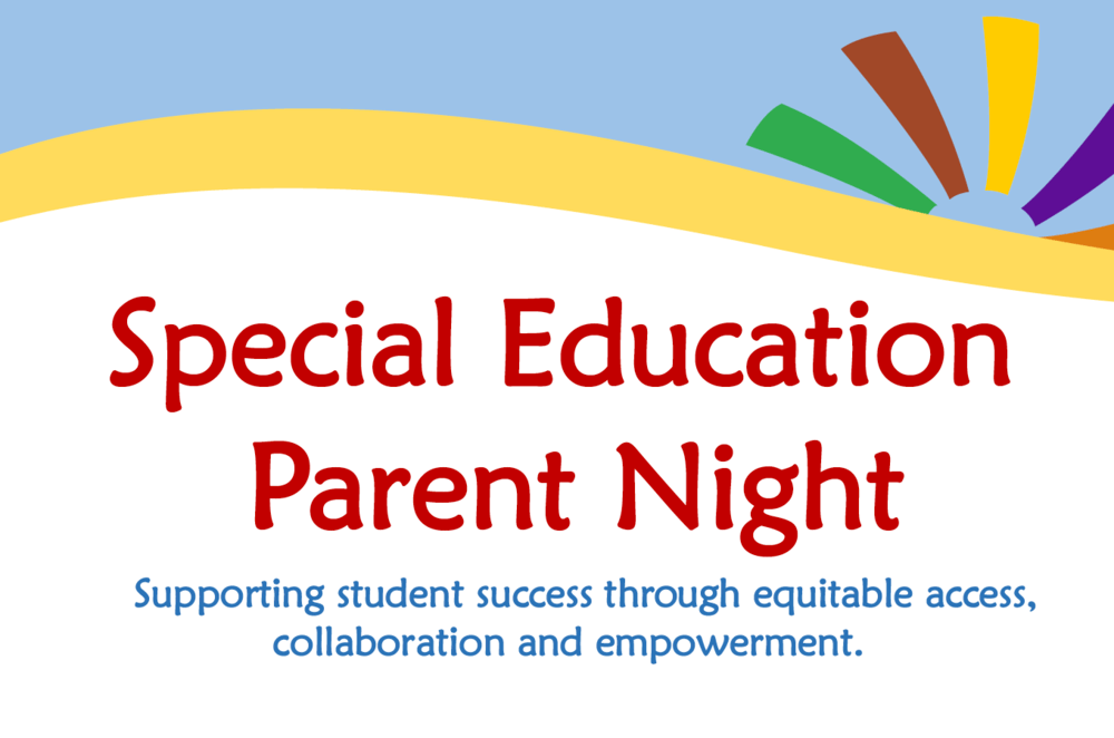 special education night