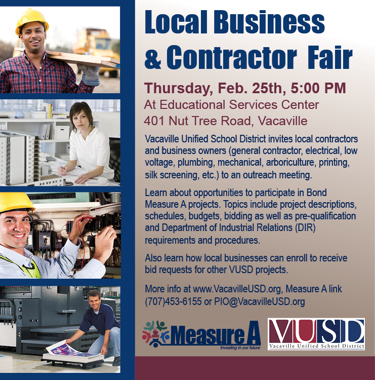 VUSD Contractor Outreach