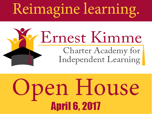 Kim Academy Open House April 6th